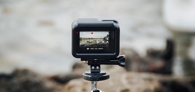 kamera na wakacjach