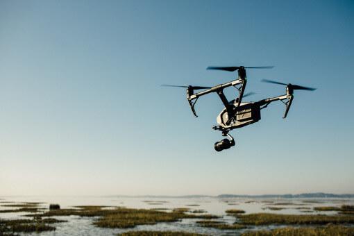 filmowanie dronem warszawa